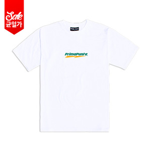 Arrow Logo S/S T-shirt White