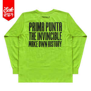 Invincible L/S T-shirt _Lime