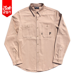 Work shirt _Beige
