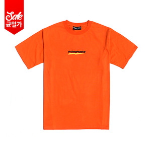 Arrow Logo S/S T-shirt Orange